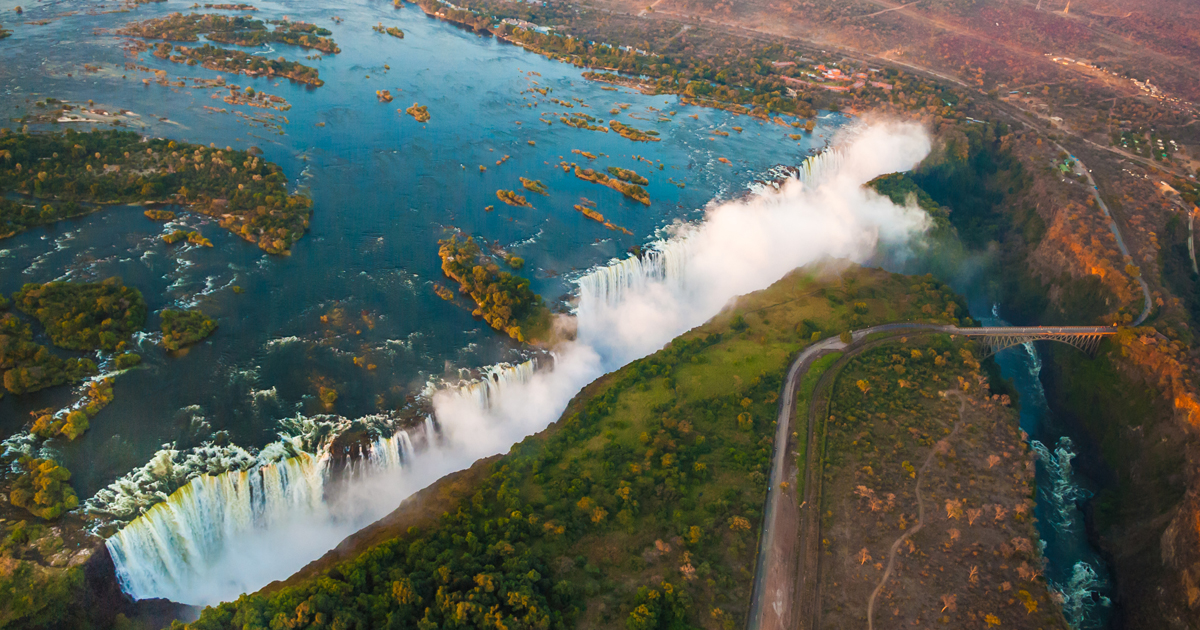 Victoria Falls 3 Days/2 Nights Package